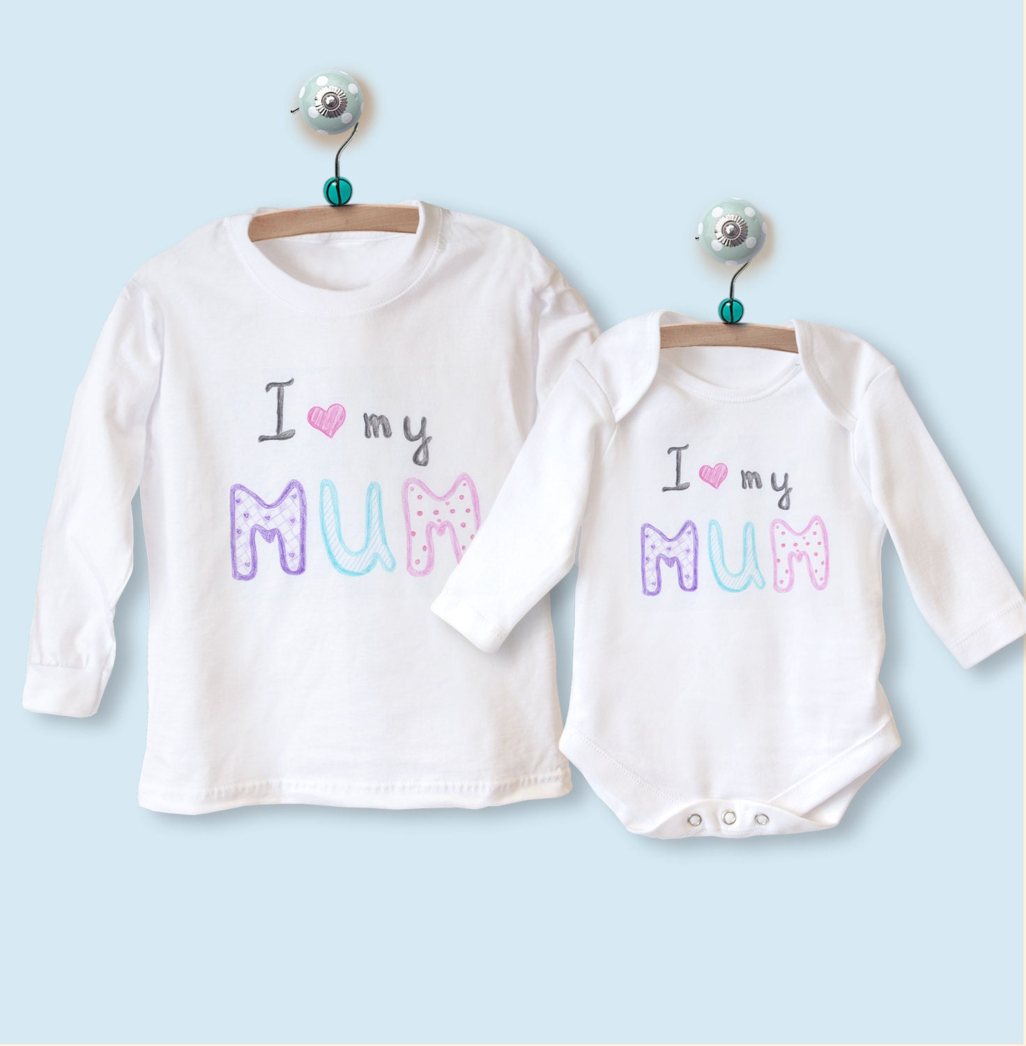 610f28c84cda Mother s Day Baby Outfit LONG SLEEVE T-shirt top or