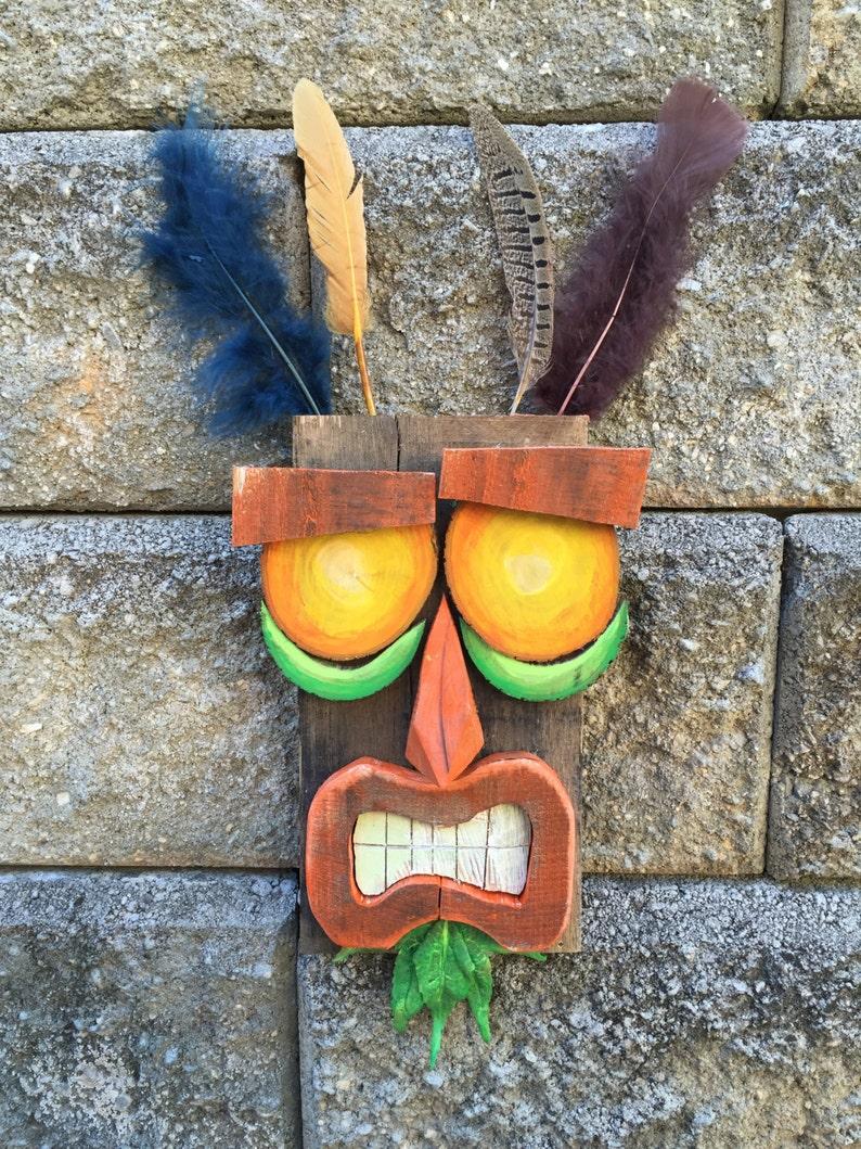 Aku Tiki Mask image 0