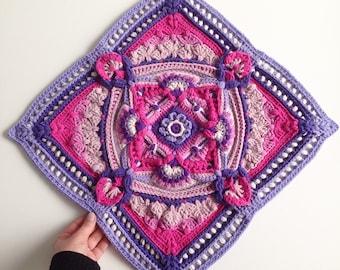Crochetpattern Equinox - Jen Tyler | Dutch translation