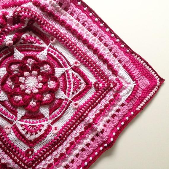 The Amanzi Block Dutch Translation Crochet Pattern Etsy