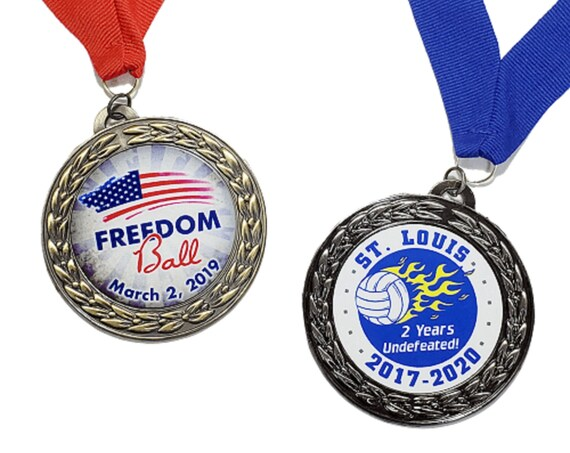 Custom Express Medals