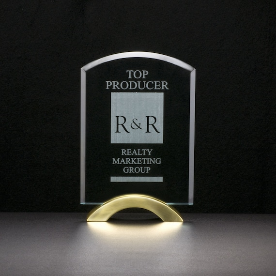 Arched Glass Award