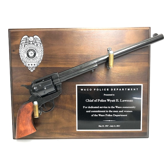 Peacemaker Award Plaque