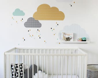 Wandtattoo babyzimmer  Wandtattoo babyzimmer | Etsy