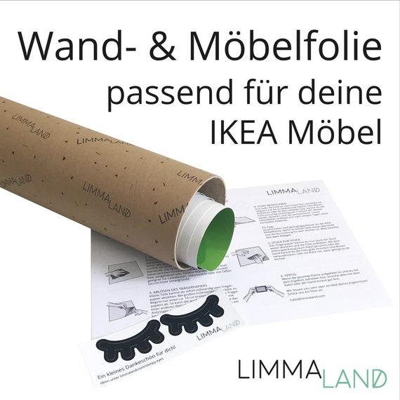 Muur Stickers Tipi Tipi Kinderen Ikea Mosslanda Wand Plank Etsy