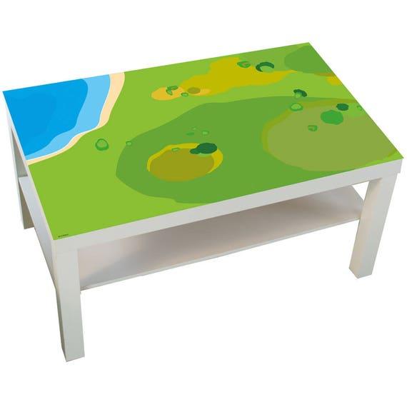 Aufkleber Bauernhof Ikea Lack Kindertisch Spieltisch Etsy