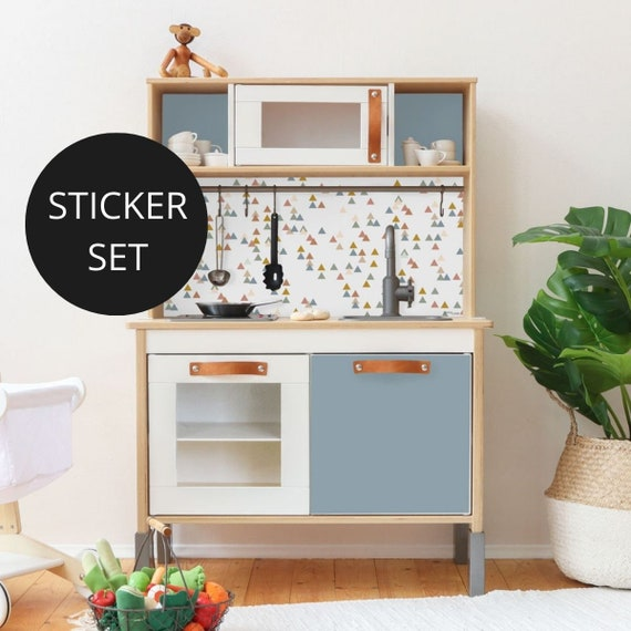 Pegatinas IKEA DUKTIG cocina de los niños cocina de juegos ...