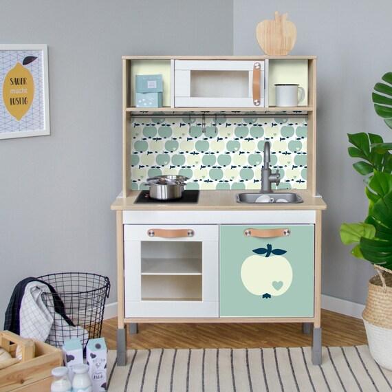 DUKTIG accessori per bambini cucina IKEA adesivo adesivi | Etsy