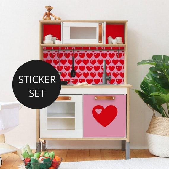 Sticker Ikea Duktig Play Kitchen Children S Kitchen Etsy