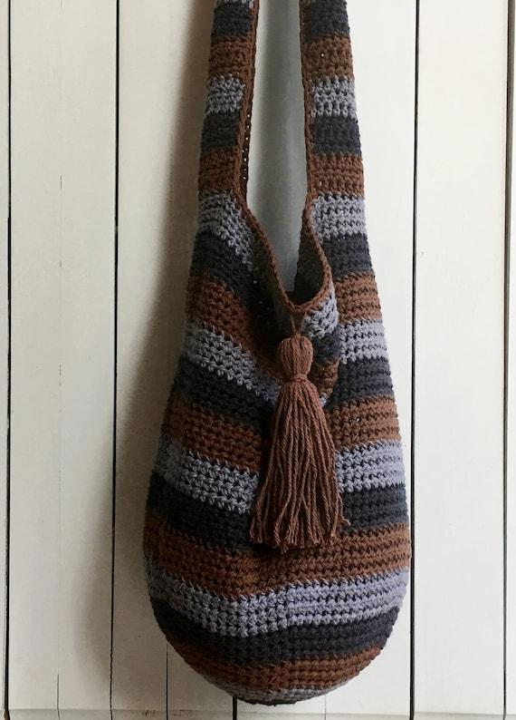 Crochet Bag Pattern Crochet Tote Bag Pattern Crochet Etsy