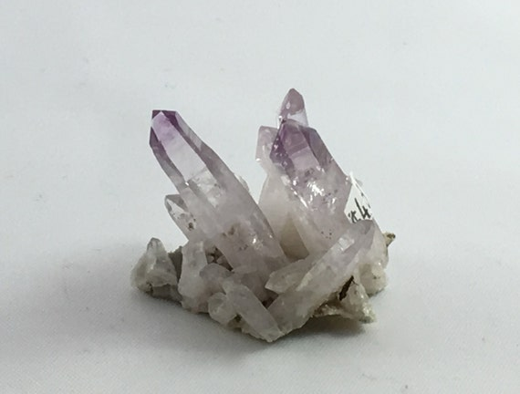 Vera Cruz AMETHYST// Healing Gemstone// Raw Amethyst Point Cluster// Home Decor// Healing Tools// Protection Stone// Statement Piece