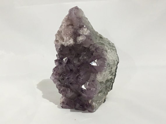 AMETHYST// Healing Gemstone// Large Raw Amethyst// Home Decor// Healing Tools// Protection Stone// Statement Piece// From Brazil