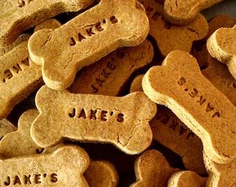 Gingerbread  Gourmet Dog Treats, Dog Cookies, Gluten Free Dog Gift