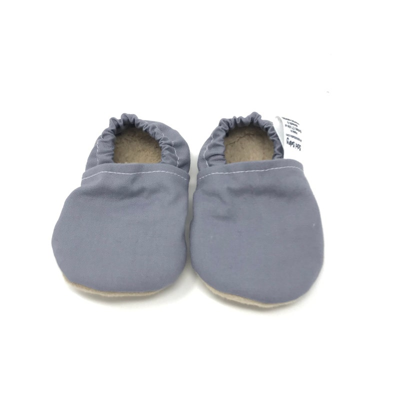 80e2fbbf23120 Grey Soft Sole Moccasins, baby moccs, gray soft sole baby shoes, moccasins  toddler, vegan baby shoes, crib shoes, baby booties, moccs baby