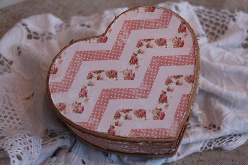 Box handmade for gifts Mother/'s Day Valentine/'s Day Gift : birthday Box gift jewelry. Wedding Anniversary
