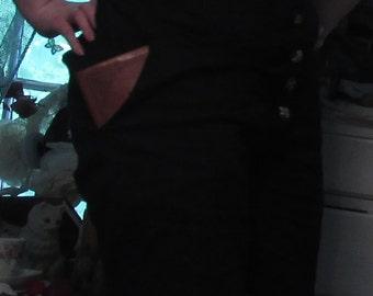 Custom Made High-Waisted Shorts or Knickerbockers