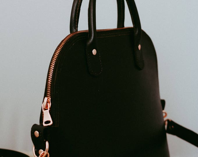 Maale Leather Handbag