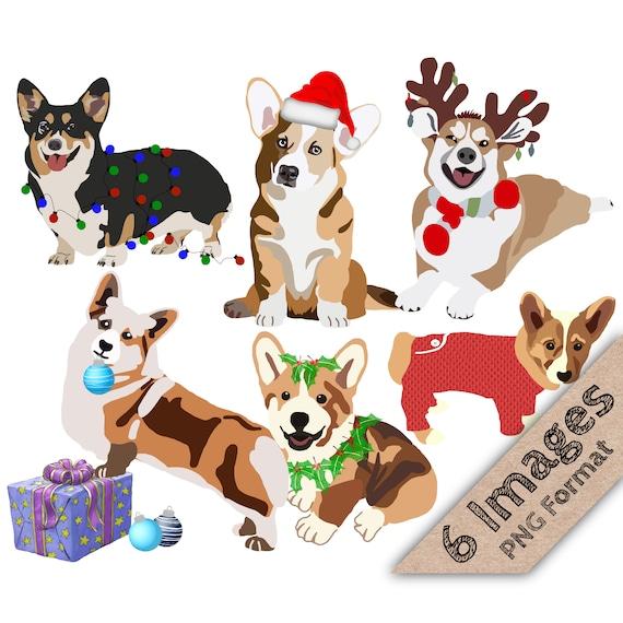 image 0 - Corgi Christmas