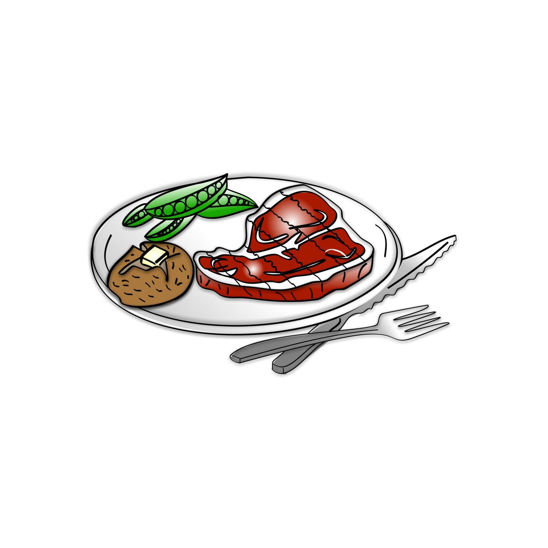 steak dinner clipart steak dinner clip art dinner clipart etsy rh etsy com clipart stakeholder clipart stakeholder