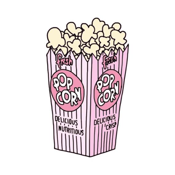 Popcorn Clip Art Clipart Movie