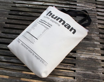 Human Shopping Bag