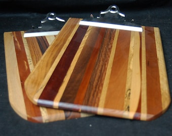 Segmented Multi-Wood Clipboard