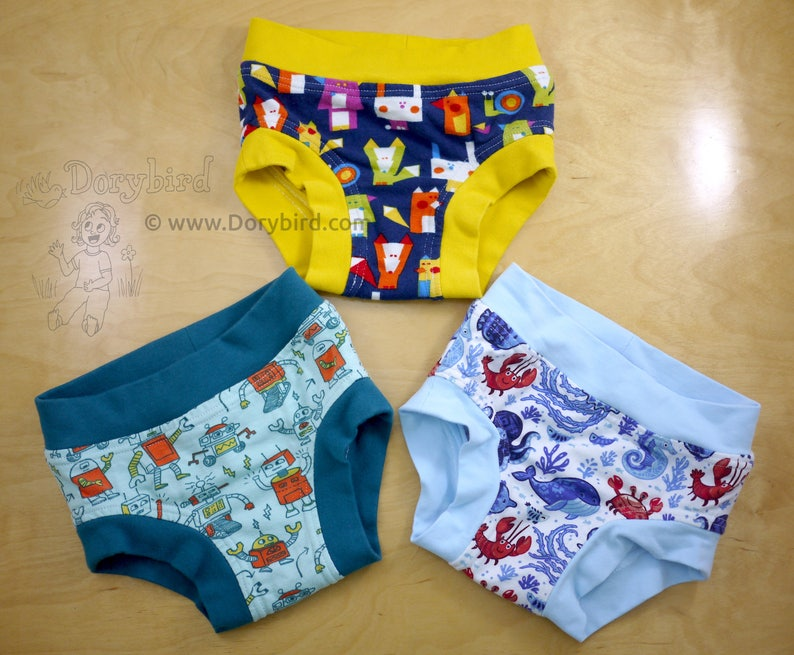 CUSTOM FOR JCSMILES 6 pairs Kids Underwear size 3/4 image 0