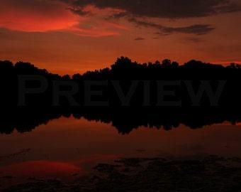 Sunset Soundwave