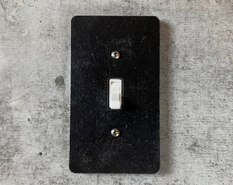 Steel Light Switch Cover for Toggle Switches