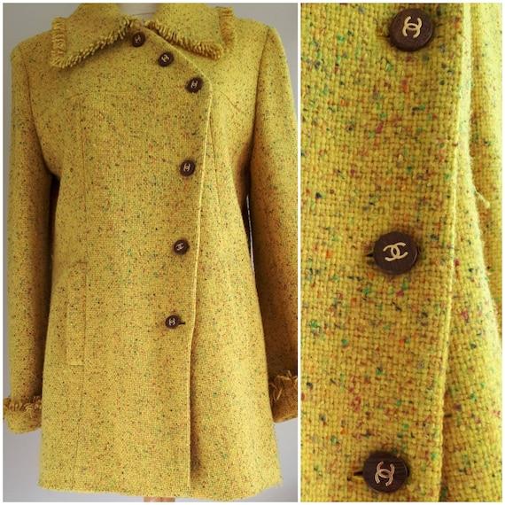 Long Chanel  jacket 90's size 44 fr
