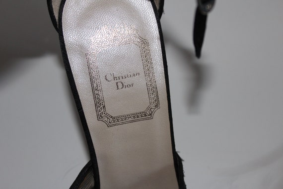 Christian Dior shoes size 37 fr - image 3