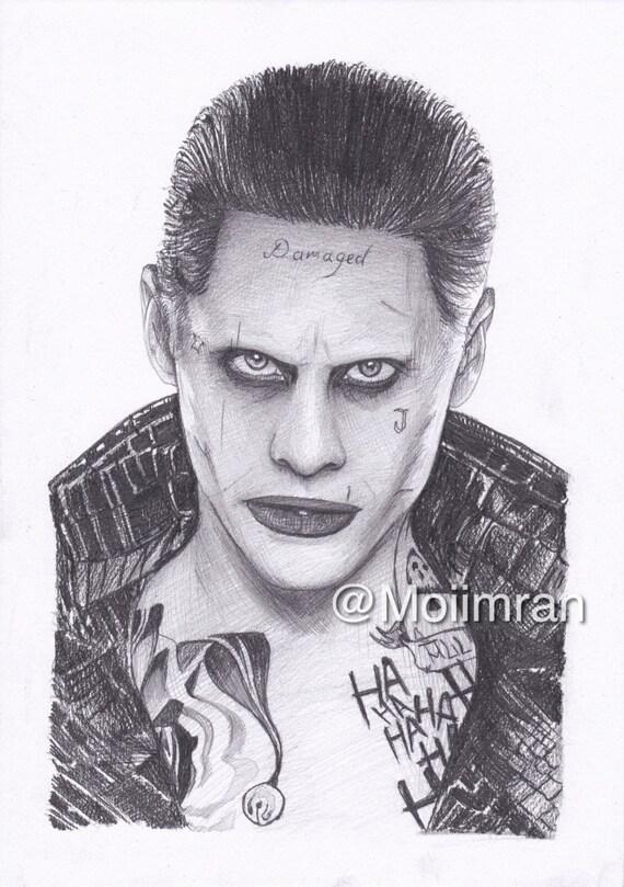 Joker Zeichnung