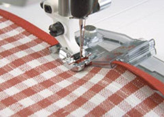 Adjustable Bias Tape Binder Quilt Edge Binding Quilting Etsy Impressive Huskystar 215 Sewing Machine Reviews