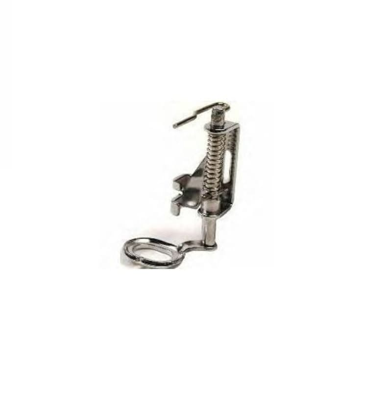 Stippling Darning Applique Large Hoop All Metal Free Motion Foot for Pfaff Sewing Machine ~ For Quilting Embroidery
