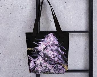 Cannabis Strain Festival Tote Bag