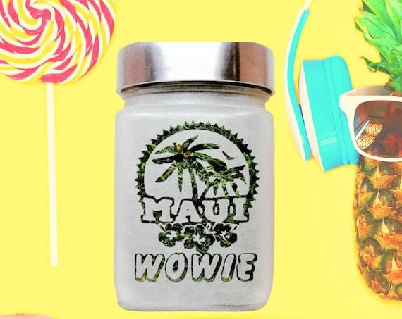 Maui Wowie (Waui) Stash Jars