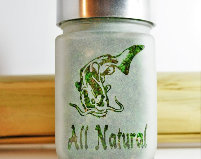 Catfish All Natural Stash Jar