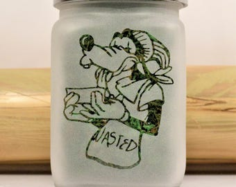 Stoner Silly Dog Stash Jar