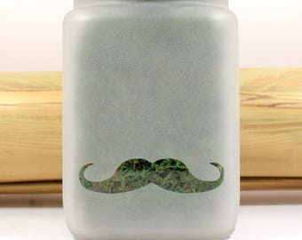 Stash - Mustache Stash Jar | Weed Accessories | 420 Stoner Gifts | Weed Jar, Stoner Accessories and Stash Jars