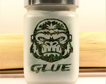 Gorilla Glue Stash Jar