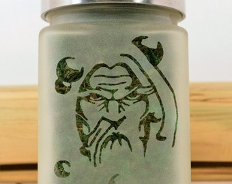 Nostradamus Stash Jar - Mystical Stash Jars | Weed Accessories, 420 Gifts, Stoner Accessories, Weed Jars, Dope Gift