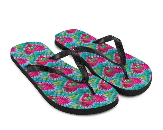 My Mary Jane Mojo Summer Flip-Flops Sandals