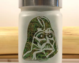 Star Wars Darth Vader Stash Jar - Stoner Gift &  Weed Accessories - Cannabis Gifts and Weed Jars, Dope Jars