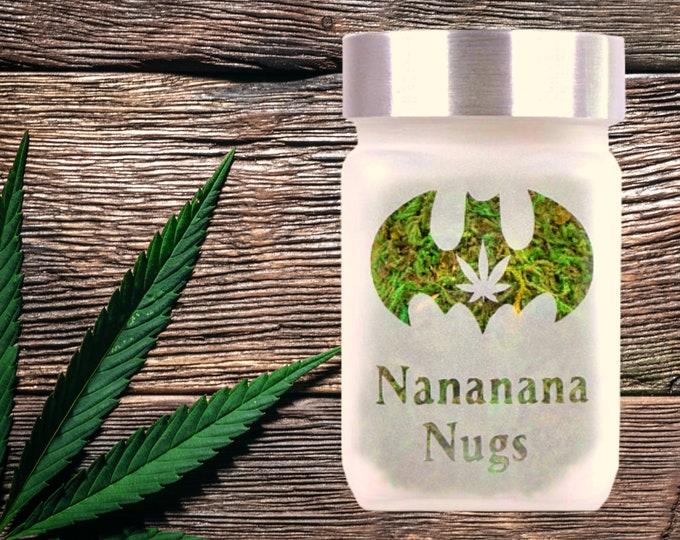 Nananana Nugs Stash Jar
