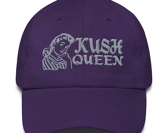 Ladies Kush Queen Weed Hat