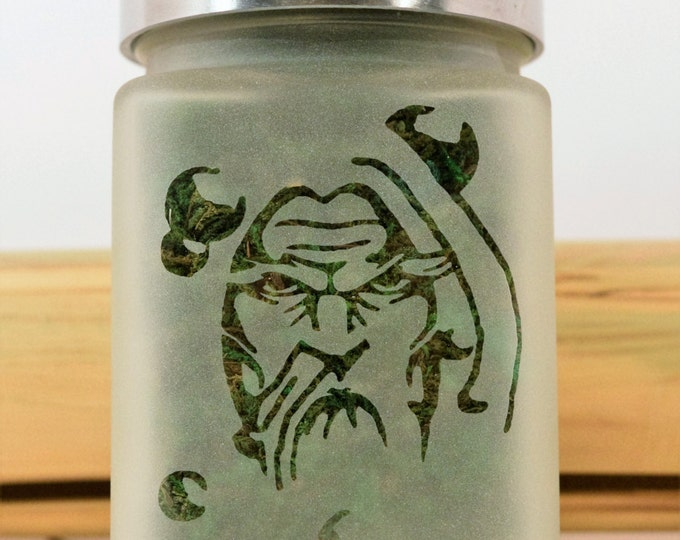 Nostradamus Stash Jar - Mystical Stash Jars   Weed Accessories, 420 Gifts, Stoner Accessories, Weed Jars, Dope Gift