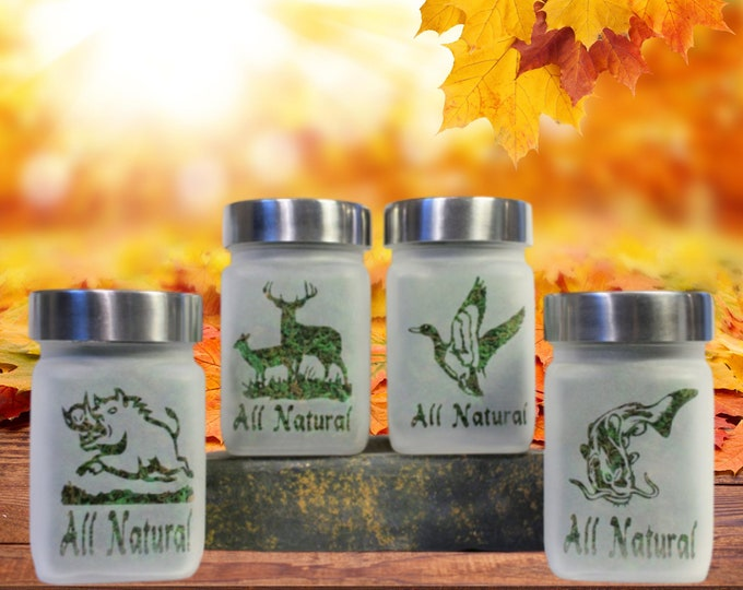 All Natural Stash Jar Gift Set