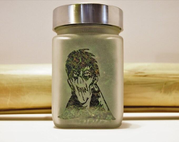 Zombie Stash Jar - Weed Accessories, Stoner Gifts & Stash Jars - Stoner Accessories, Weed Gifts - Stoner Accessories