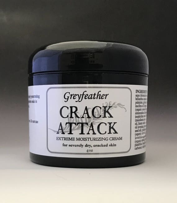 Crack Attack Intensive Healing and Repair Cream