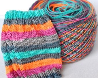 Self Striping Yarn - Michonne
